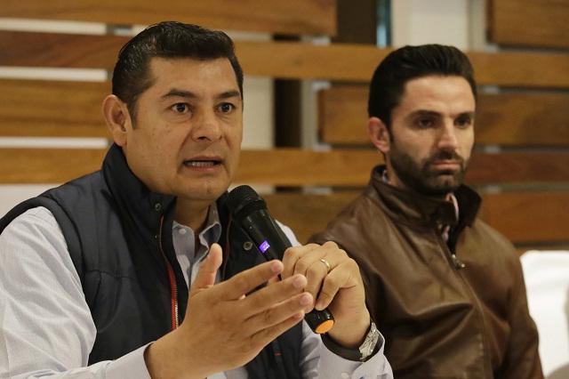 Comisión Especial para investigar a Evercore en Puebla, pide Armenta