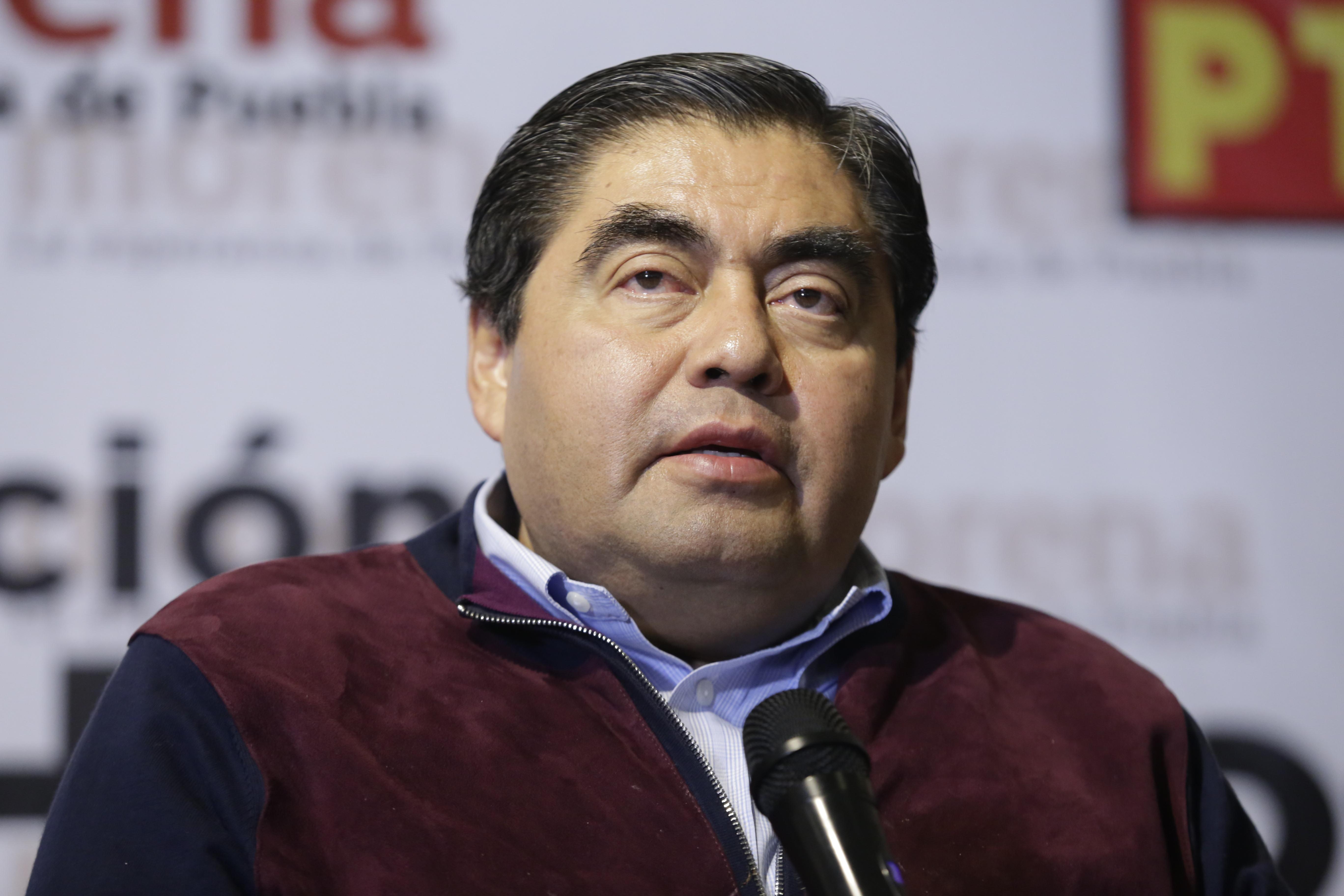 Alianza de Morena no será belicosa y retadora, dice Barbosa