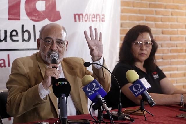 Investigan móvil político en asesinato de precandidato de Morena