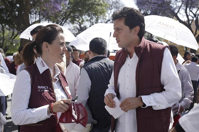 Investigar a Espinosa y Nancy de la Sierra, demandan diputados del PAN