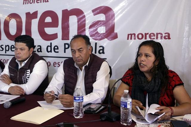RMV fundó empresas con recursos públicos, acusa Morena