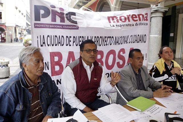 Ex perredistas invitan a marcha contra fraude electoral en Puebla