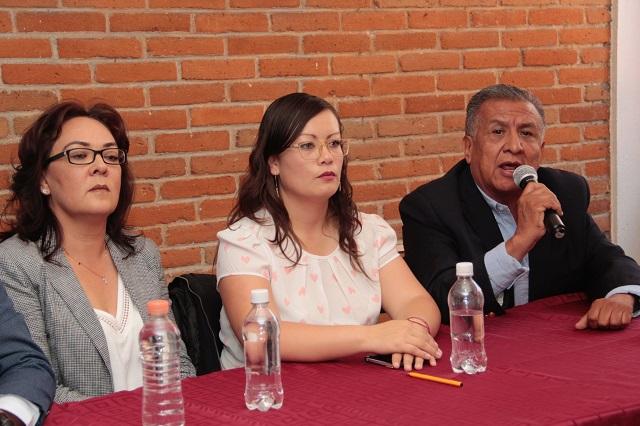 Para transformar a Puebla, la población debe votar: Vences