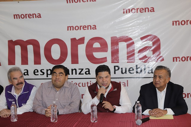 Morena ahora va por la destitución de los consejeros del IEE