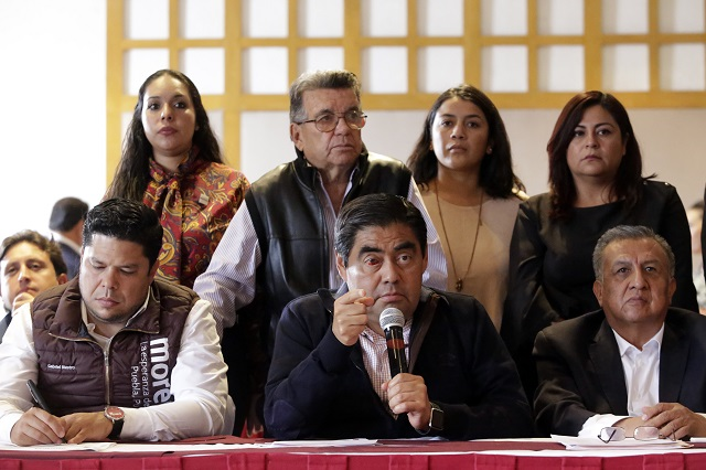 Irá Morena a la SCJN por reforma que facilita salida de Carrancá