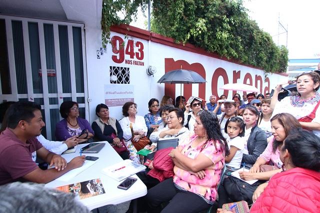 Conflicto interno en Morena impide designar a cabezas de comisiones