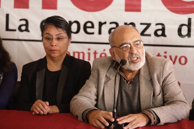Socorro Quezada, exdiputada del PRD se suma a Morena