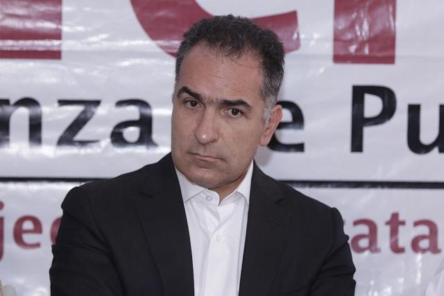Descartan dirigencia provisional de Morena en Puebla