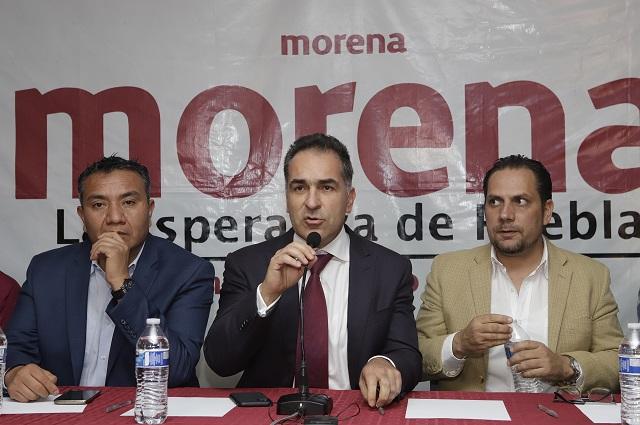Impugna Bracamonte en TEPJF su destitución en Morena Puebla