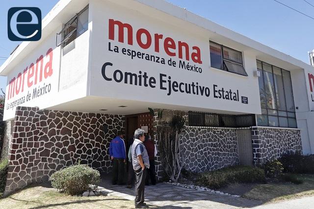 Morena busca reelección en municipios que mantuvo rezagados