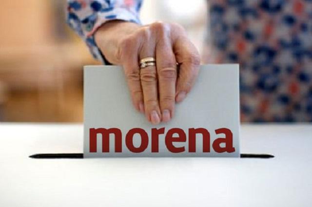 Adelanta Morena candidaturas en Puebla; revelará encuestas