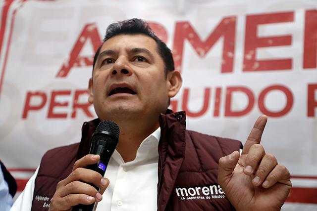 Voto útil por AMLO y aliados pide Armenta Mier a priístas