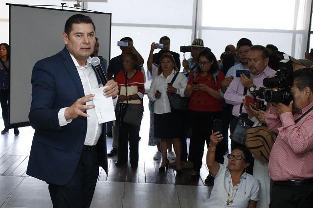 Sin pruebas, Armenta acusa a SGG de intentar manipular encuesta de Morena