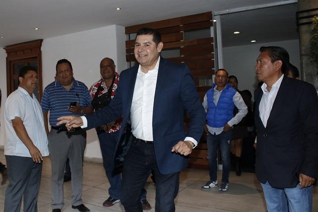 Impugna Armenta ratificación de Barbosa como candidato