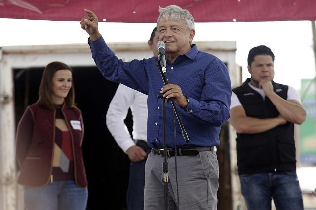 AMLO mantiene ventaja en Puebla, según encuesta de Indicadores SC