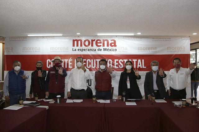 Sin Biestro, pactan unidad aspirantes a alcaldía de Puebla