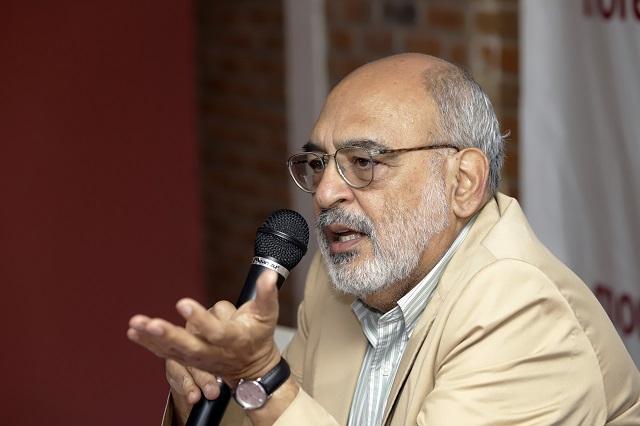 Morena en Puebla sigue los pasos del PRD: Carlos Figueroa