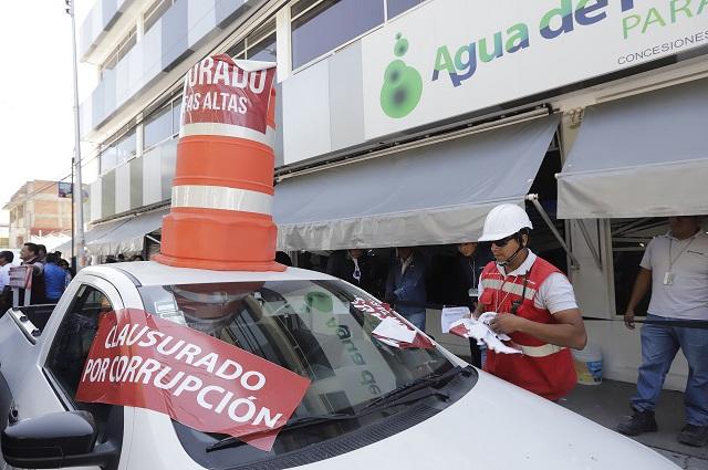 Candidatos agredieron a personal e instalaciones: Agua de Puebla