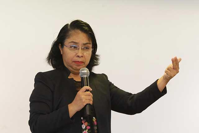 Quezada rechaza acercamientos con Morena tras expulsión del PRD
