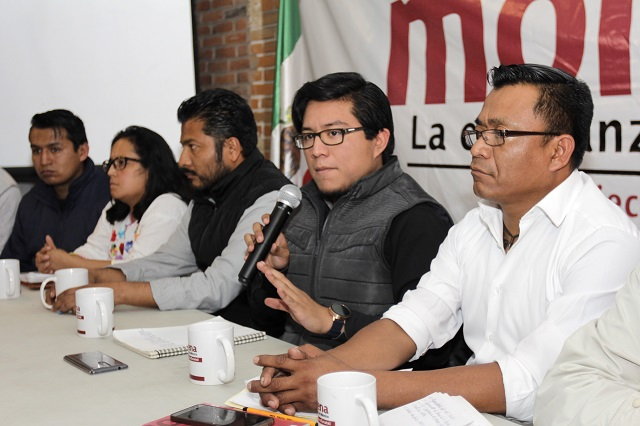 Consejeros de Morena desconocen a Bracamonte como delegado