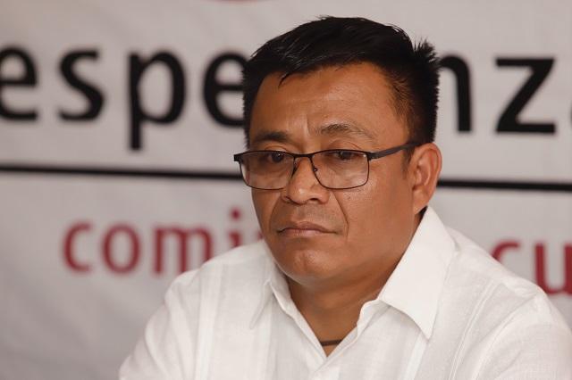 Niega Morena venta de candidaturas en Puebla tras denuncia en FGE