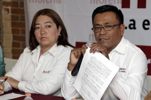 Defenderá Consejo de Morena elegir al candidato a la gubernatura
