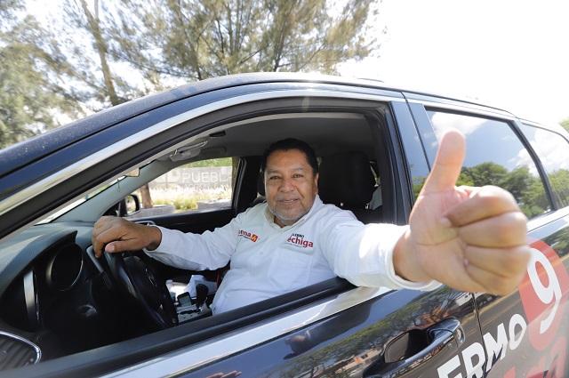 SNTE tiene una gran oportunidad de cambio, proclama Guillermo Aréchiga