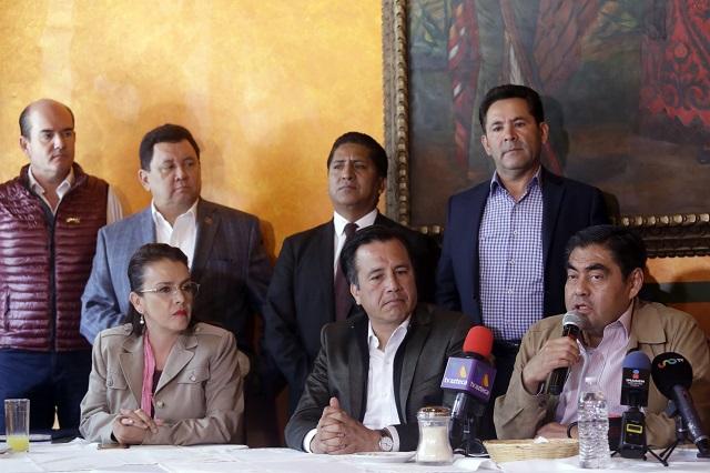 Barbosa: Anomalías del recuento se suman a impugnación en Puebla