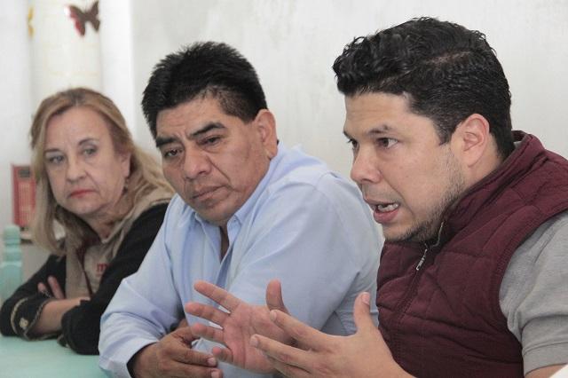 Con brigadas de Salud, gobierno promueve a candidatos del PAN