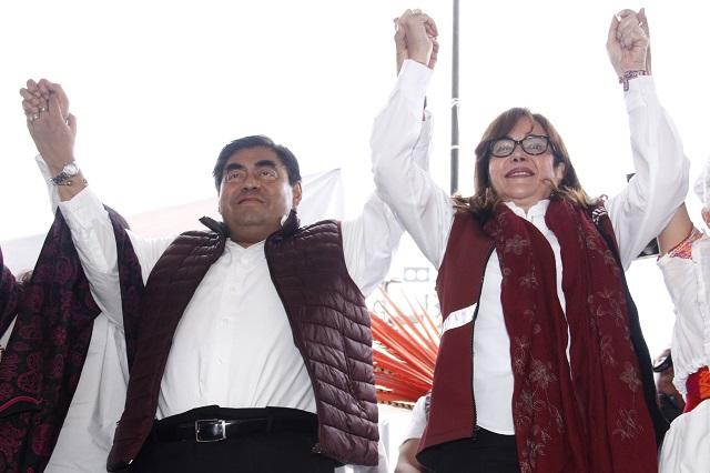 Moreno Valle está acabado, señala líder nacional de Morena