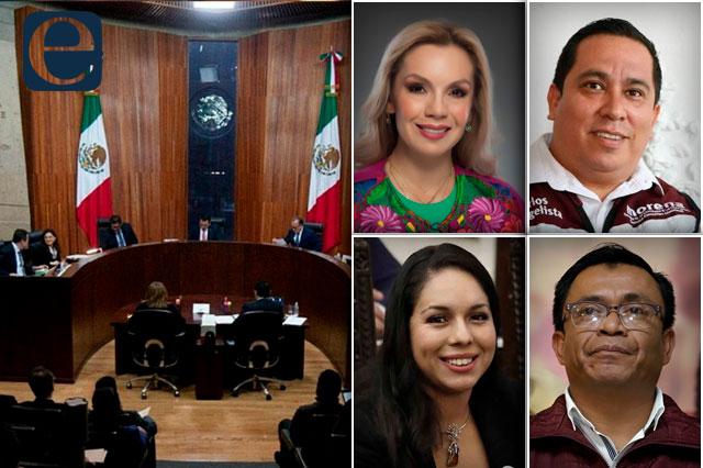 TEPJF da a Morena 5 días para nueva lista de pluris en Puebla