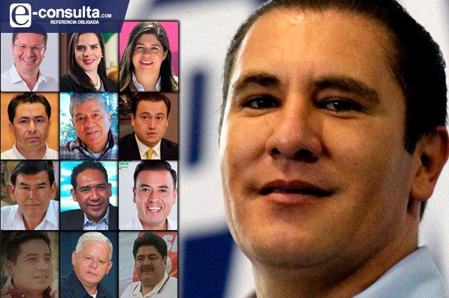 Morena y PT hicieron candidatos a antiguos aliados de Moreno Valle