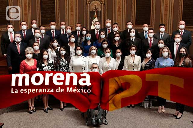Para Morena-PT comisiones clave del Congreso y crearán nuevas