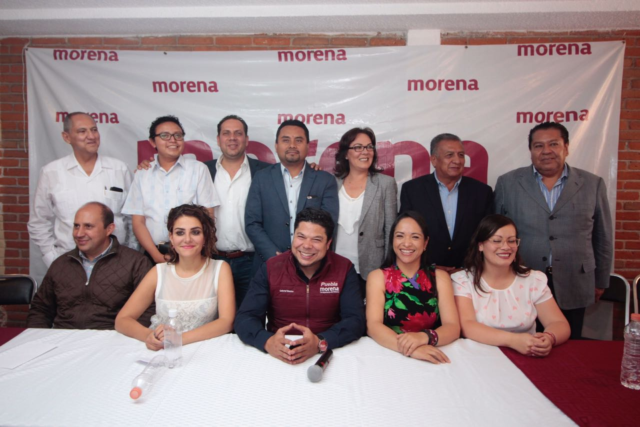 Diputados federales electos de Morena no se reunirán con Gali