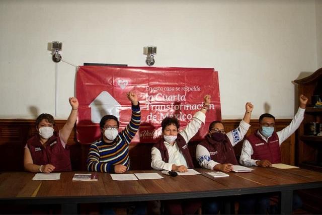 Alista Morena su elección del domingo aún con pandemia