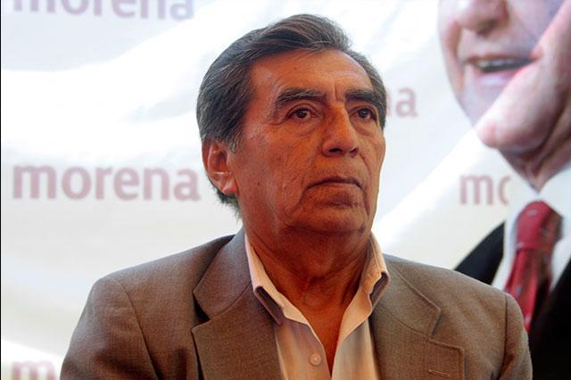 Abraham Quiroz, de Morena, prepara camino a candidatura