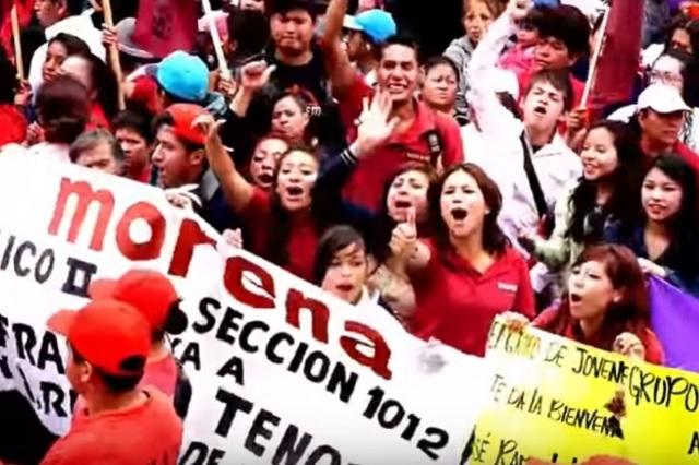 Pide AMLO a militantes de Morena que no se dejen manipular