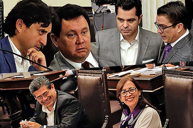 Morena y PRI regresan al Congreso la facultad de nombrar al Fiscal