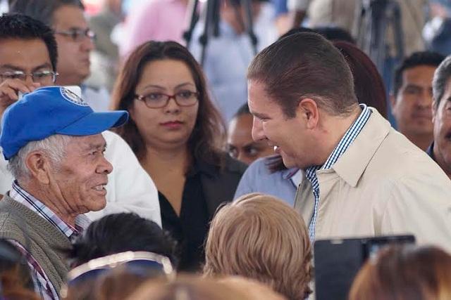 Puebla seguirá avanzando en la dirección correcta: RMV