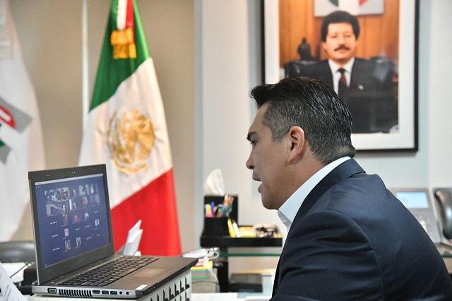 El PRI está abierto a una alianza con el PRD: Alejandro Moreno