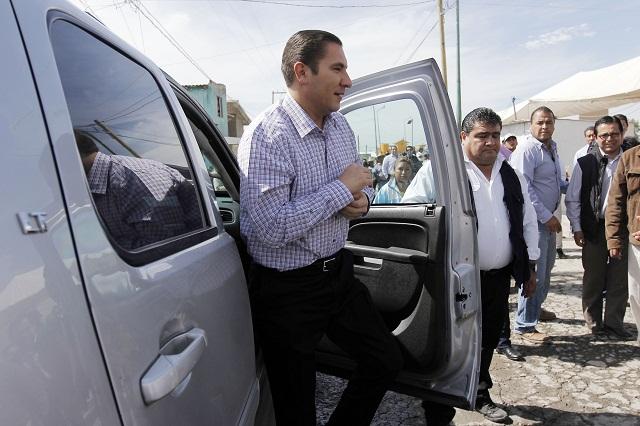 En Ajalpan falló la autoridad municipal, señala Moreno Valle