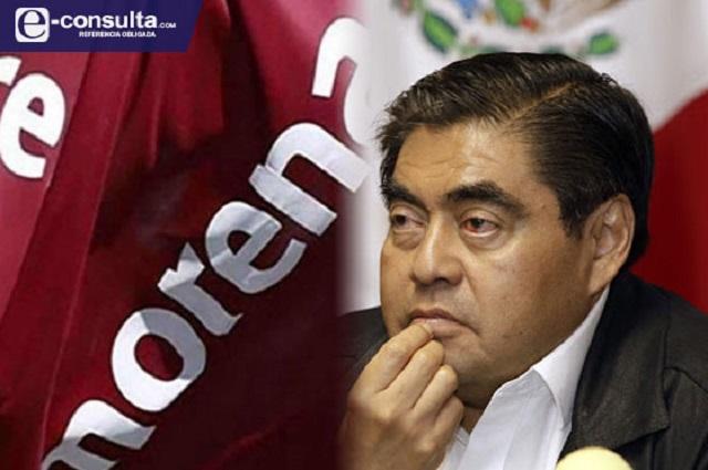 Inoportuna, la renovación de dirigencia en Morena: Barbosa