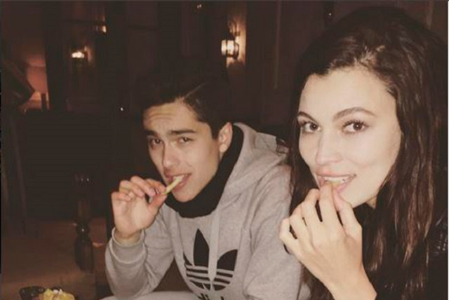 Como Kim Kardashian, ex de Sergio Mayer posa desnuda y presume embarazo