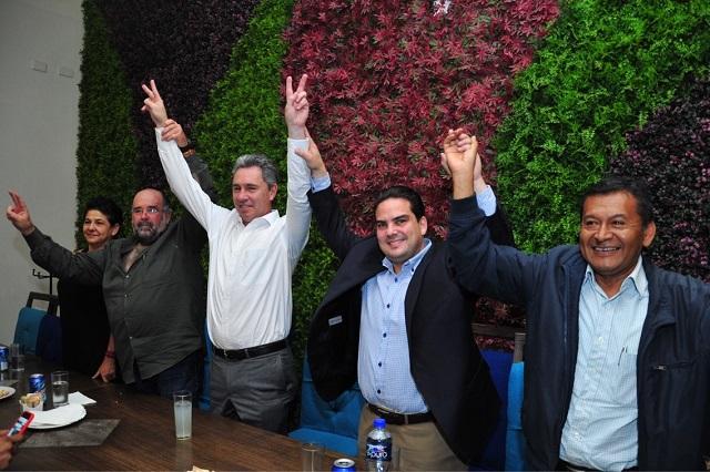 Pide Gómez Morín piso parejo en elección de dirigente del PAN
