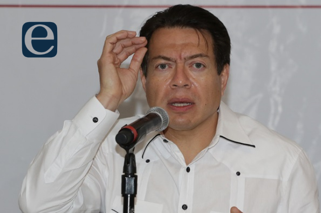 Grupo armado detiene a Mario Delgado en Tamaulipas