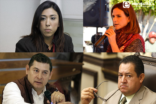 Bienes por 12.3 mdp reportan primeros 4 candidatos en Puebla