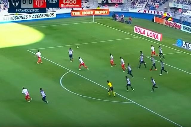 Monterrey recibe al Necaxa y se juega el pase a la final
