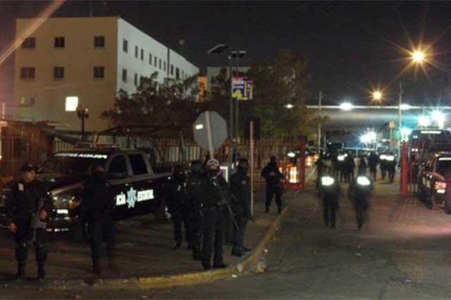 Reos del penal de Topo Chico incendiaron edificios para fugarse