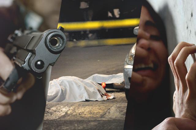 Frente a su esposa, matan a un hombre en Texmelucan