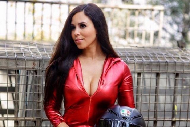 Muere atrevida y sensual motociclista que era popular en Instagram